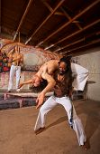 Capoeira Back Bending
