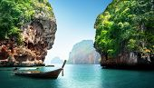 picture of fable  - fabled landscape of Thailand - JPG