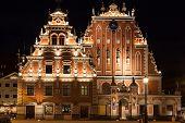 Riga - Capital Of Latvia. Old City,