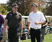 LOS ANGELES - APR 14:  Tim Allen, Jack Wagner at the Jack Wagner Anuual Golf Tournament benefitting