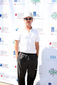 LOS ANGELES - APR 14:  David Spade at the Jack Wagner Anuual Golf Tournament benefitting LLS at Lake