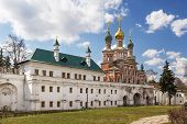 Novodevichy Convent, Moscow, Russia