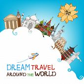 Dream Travel Around The World