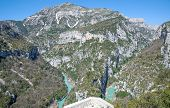 Verdon Gorge,Provence,South of France