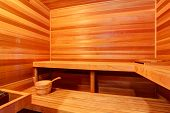 Home Sauna Interior