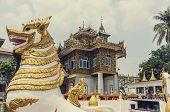 Burmese Style Temple