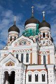 Alexander Nevsky Cathedral. Tallinn, Estonia