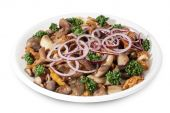 Mushrooms Salad