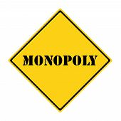Monopoly Sign