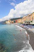 Beach resort of Camogli