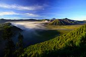 Mt.bromo And Semeru,java,indonesia