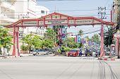 Central Hua Hin, Thailand