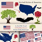 Usa Symbols