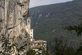 Madonna Della Corona Sanctuary