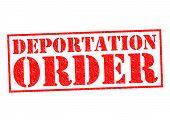 Deportation Order