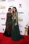 LOS ANGELES - OCT 10:  Judy Reyes, Edy Ganem at the 2014 NCLR ALMA Awards Arrivals at Civic Auditorium on October 10, 2014 in Pasadena, CA