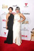LOS ANGELES - OCT 10:  Selenis Leyva, Dascha Polanco at the 2014 NCLR ALMA Awards Arrivals at Civic Auditorium on October 10, 2014 in Pasadena, CA