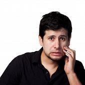 Young Hispanic Man