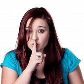 Shhhh ficar quieto!