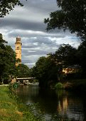Canal at Salt Mill, Saltaire