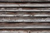 Weathered Plank Background