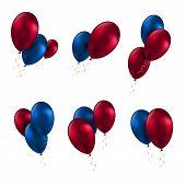 balloon birthday decoration celebrate party set