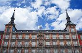 Plaza Mayor, Madrid, details