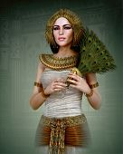 The Last Queen, 3D Cg