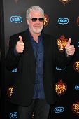 LOS ANGELES - OCT 12:  Ron Perlman at the