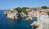 Dubrovnik Fort Lovrijenac & wall