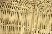 hand made basket texture