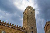 Main Tower Of San Gimignano