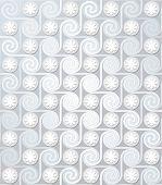 Modern White Background. Vector