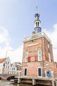 Grote of Sint-Laurenskerk (St. Lawrence church) in Alkmaar, The Netherlands