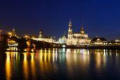 Cityscape Of Dresden