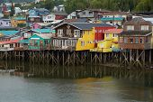 Palafitos of Chiloe