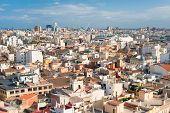 Valencia In A Sunny Summer Day