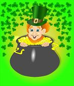 illustration St. Patrick's Day