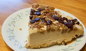 Cheesecake With Nuts