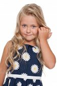 Small Blonde Girl