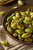 Organic Roasted Fresh Garbanzo Beans