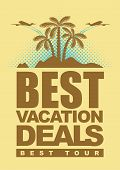 Best deals for holiday