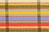 Color Stripe Wool Pattern.