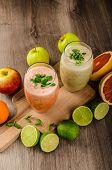 Fresh Organic Smoothie