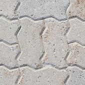 Pavement stone texture