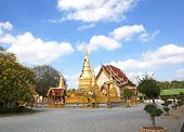 Wat Phra That Five Planets Buddhism.