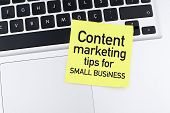 Content Marketing Tips For Small Business