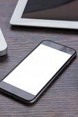 modern smartphone