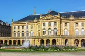 Opera Theater Of Metz, France
