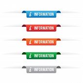 Information Paper Tag Labels